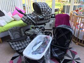Mamas and Papas pram/pushchair
