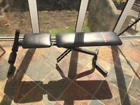 York DB4 Utility Bench Weights Exercise Bench