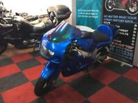 2000 SUZUKI GSX R600 GSXR600 Y SPORTS BIKE