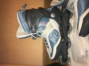 Soft Boot Women's size 9 Rollerblades