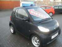 SMART FORTWO PURE 0.8 CDI AUTOMATIC DIESEL ( 45bhp ) FREE ROAD TAX