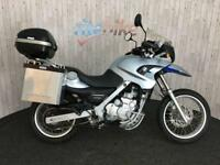 BMW F650 BMW F650GS ABS MODEL FULL LUGGAGE 12 MONTHS 2005 05