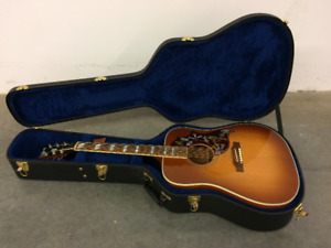 2014 Gibson Hummingbird Acoustic Electric