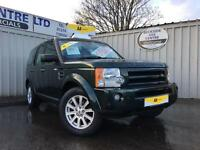 Land Rover Discovery 3 2.7TD V6 auto 2008.5MY SE 4X4