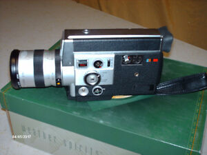 1966 Vintage Canon Super 8 Movie Camera