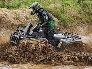2015 Arctic Cat Mud Pro 700 Limited EPS