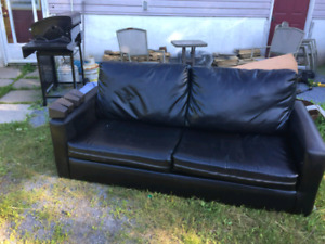 Free couch ... has to go asap