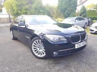 12 2012 BMW 730 3.0HDi Ld SE Luxury Edition AUTO 2010 2013