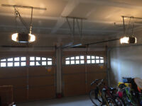 Garage door services-best service in Ottawa