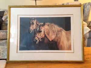 Beautiful Horse Print