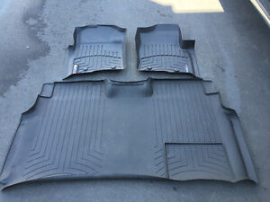 Tapis Weathertech pour Ford F-150 2014 West Island Greater Montréal image 1