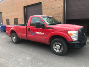 2011 Ford F250 2WD