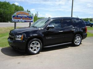 2008 CHEVROLET TAHOE***5.3L***4X4***LTZ WHEELS***