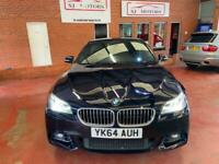 BMW 520d M SPORTS AUTOMATIC 1 owner from new 12 month MOT