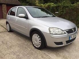 2006 Vauxhall/Opel Corsa 1.2i 16v ( a/c ) Design, Low miles, Clean Car, 5 Door
