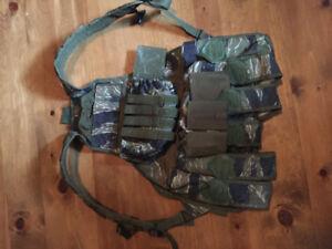 TAC Paintball Vest