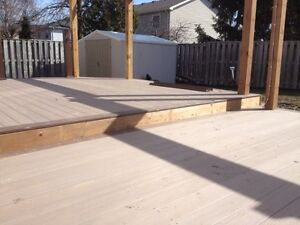 Decks and fences London Ontario image 5