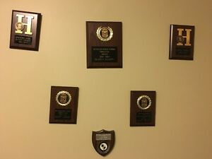 Many new actual Sports Trophies, Plaques and Awards Kitchener / Waterloo Kitchener Area image 5