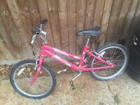 Child push bike
