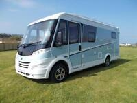 Dethleffs Globebus i4 Twin Beds over Large Garage 4 Berth Motorhome, Huge Spec.