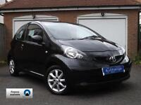 2007 (07) Toyota Aygo 1.0 Black 3 Door // LOW 35K MILES // £20 TAX //