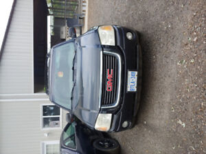 4wd GMC Envoy for a toy