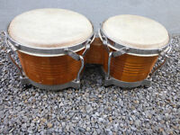 bongo drums for sale $100 or best offer