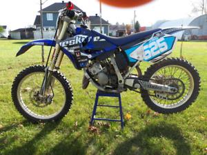 Yz 125 2010 avec du stock