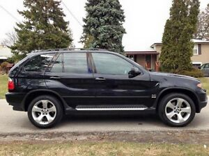 2006 BMW 4.4i SUV Crossover, black,loaded certified and e tested