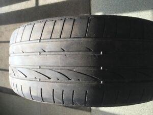 4 Pneus Bridgestone Dueler H/P Sport