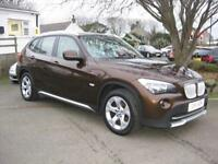 2011/11 BMW X1 2.0d SE sDrive 5dr Estate with GREAT SPEC inc LEATHER