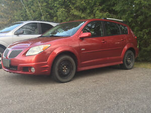 2006 Pontiac Vibe Se Hatchback