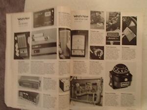Vintage Popular Science Magazine March 1978 GC Sarnia Sarnia Area image 9