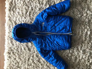 North Face Reversible Perrito Winter Jacket - size 2T