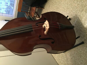 Stentor Student 11 Acoustic Bass