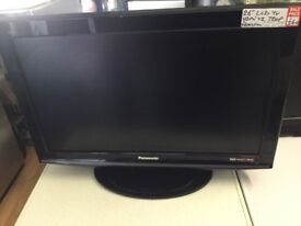 "Panasonic 26"" lcd tv with 3x HDMI and Freeview,"