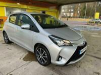 Toyota Yaris 1.5 VVT-h Icon Tech E-CVT (s/s) 5dr Hatchback Petrol/Electric Hybri