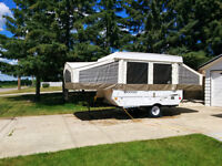 2009 Rockwood Freedom Tent Trailer (model 1950)