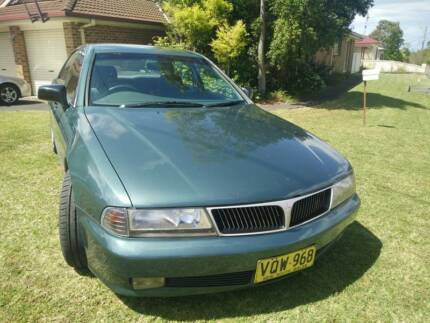 "Mitsibishi Executive V6 1998 Reg till Feb 1918   18"" New Tyres"