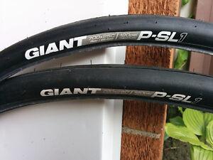 Giant P-SL1 road tires  700x25
