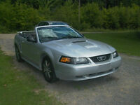 2001 Ford Mustang convertible Cabriolet