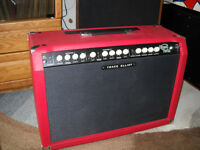 1996 Trace Elliot Speed Twin C-100 Guitar Amp Near Mint