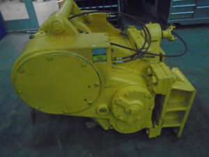 USED CARCO 70 APS WINCH Fits To: CASE, CATERPILLAR, KOMATSU
