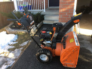 Columbia MODEL 65024PC SNOWBLOWER – 208cc/24 IN