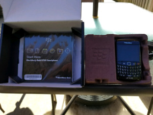 BlackBerry Bold Unlocked