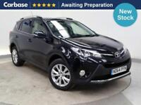 2015 TOYOTA RAV 4 2.0 D 4D Invincible 5dr 2WD Estate