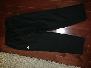 Adidas workout pants (men's small/medium)