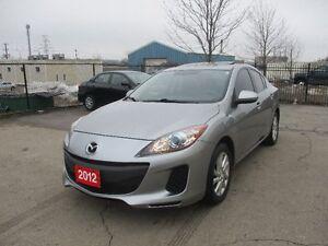 2012 Mazda Mazda3 GS-SKY SUNROOF!!!!