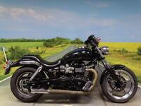 Triumph Speedmaster 865 2011 *Great Looker, Bad Boy*