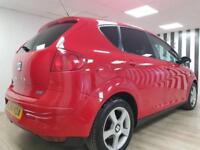 Seat Altea 2.0TDI Sport RED DIESEL SAT NAV WARRANTY 12 MONTHS MOT FULL SERVICE